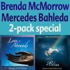 Specially Priced Set Brenda Mcmorrow/Mercedes Bahleda 2-Pack
