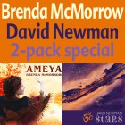 Specially Priced Set Brenda Mcmorrow/David Newman 2-Pack