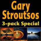 Specially Priced Set Gary Stroutsos 3-Pack