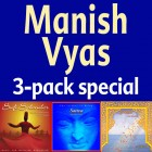 Specially Priced Set Manish Vyas 3-Pack